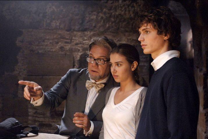 Carlo Verdone, Martina Pinto e Andrea Miglio Risi in una scena del film Grande, grosso e... Verdone