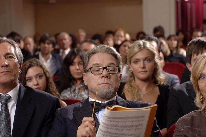 Carlo Verdone nel terzo episodio di Grande, grosso e... Verdone