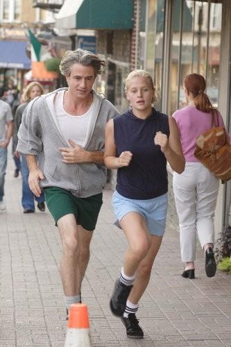 Dermot Mulroney e Carly Schroeder in una scena de Il mio sogno più grande