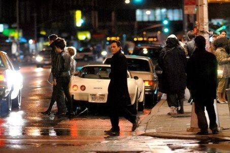 Joaquin Phoenix in una sequenza de I padroni della notte