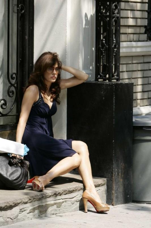 Marisa Tomei nel film Onora il padre e la madre
