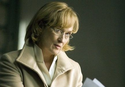 Meryl Streep in una scena di Rendition