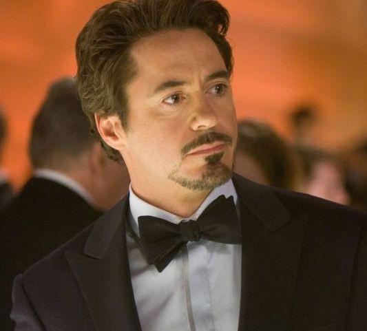 Robert Downey Jr. è il protagonista di Iron Man