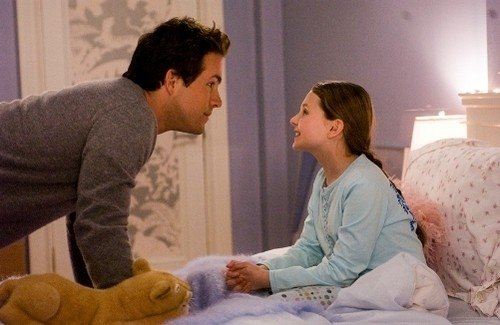Ryan Reynolds e Abigail Breslin sono padre e figlia in Certamente, forse