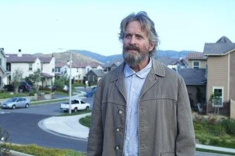 Un'immagine di Michael Douglas in Alla scoperta di Charlie