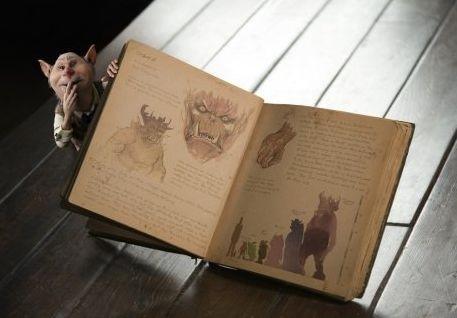 Un'immagine tratta da Le cronache di Spiderwick