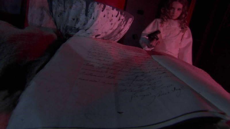 Un'immagine tratta dal film La rabbia