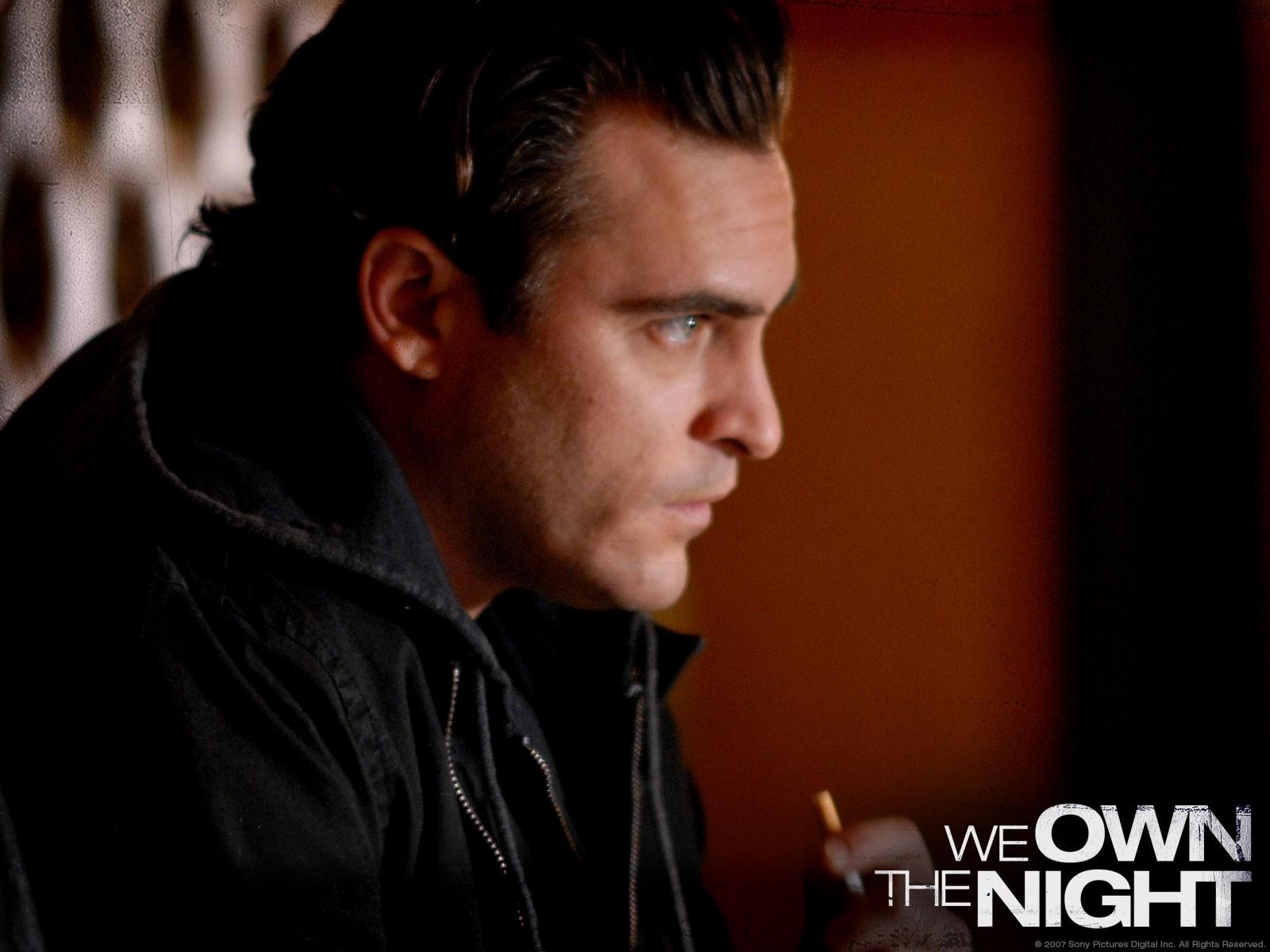 Wallpaper del film I padroni della notte con J. Phoenix