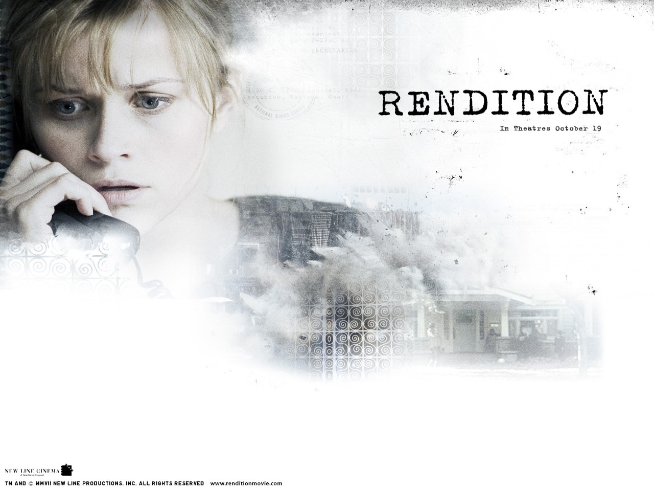Wallpaper del film Rendition - Detenzione illegale