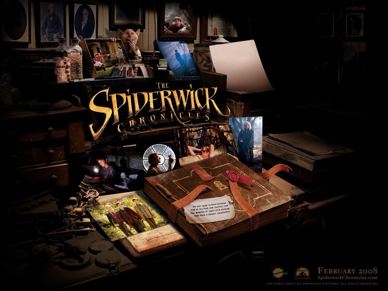 Wallpaper del film Spiderwick - Le cronache