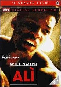 La copertina DVD di Alì - Collector's edition
