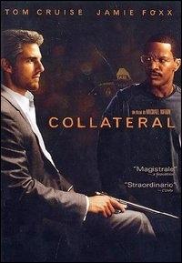 La copertina DVD di Collateral