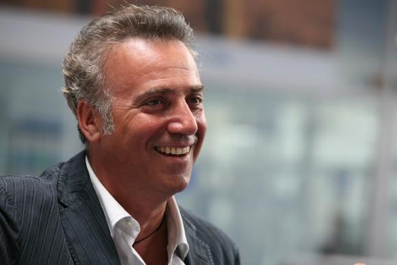 Massimo Ghini in un'immagine del film di Paolo Virzì Tutta la vita davanti.