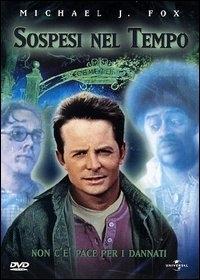 La copertina DVD di Sospesi nel tempo