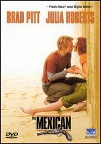 La copertina DVD di The Mexican