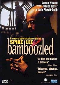 La copertina DVD di Bamboozled