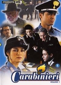 La copertina DVD di Carabinieri
