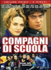La copertina DVD di Compagni di scuola