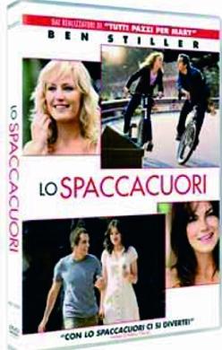 La copertina DVD di Lo spaccacuori