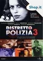 La copertina DVD di Distretto di Polizia - Stagione 3