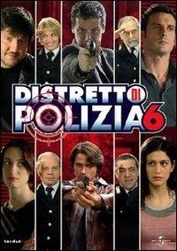 La copertina DVD di Distretto di Polizia - Stagione 6