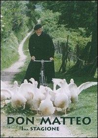 La copertina DVD di Don Matteo - Stagione 1
