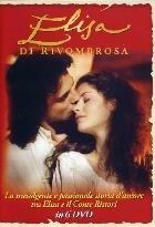 La copertina DVD di Elisa di rivombrosa
