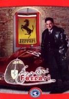 La copertina DVD di Enzo Ferrari