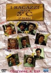 La copertina DVD di I ragazzi della Terza C - Stagione 1