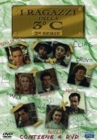 La copertina DVD di I ragazzi della Terza C - Stagione 2