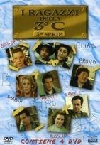 La copertina DVD di I ragazzi della Terza C - Stagione 3