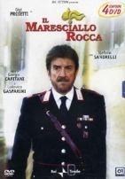 La copertina DVD di Il Maresciallo Rocca - Stagione 1