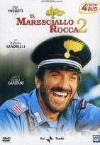 La copertina DVD di Il Maresciallo Rocca - Stagione 2