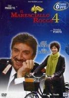 La copertina DVD di Il Maresciallo Rocca - Stagione 4