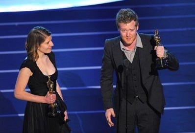 Academy Awards 2008: Glen Hansard e Markéta Irglová vincitori dell'Oscar per la miglior canzone originale per il film Once