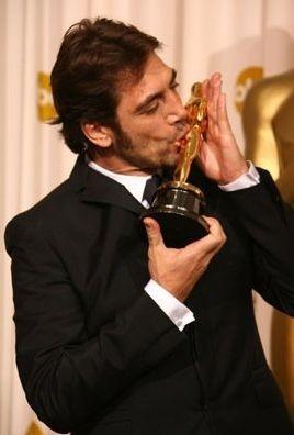 Academy Awards 2008: Javier Bardem è il vincitore dell'Oscar come miglior attore non protagonista per Non è un paese per vecchi