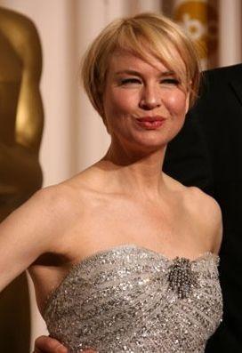 Academy Awards 2008: Renee Zellweger