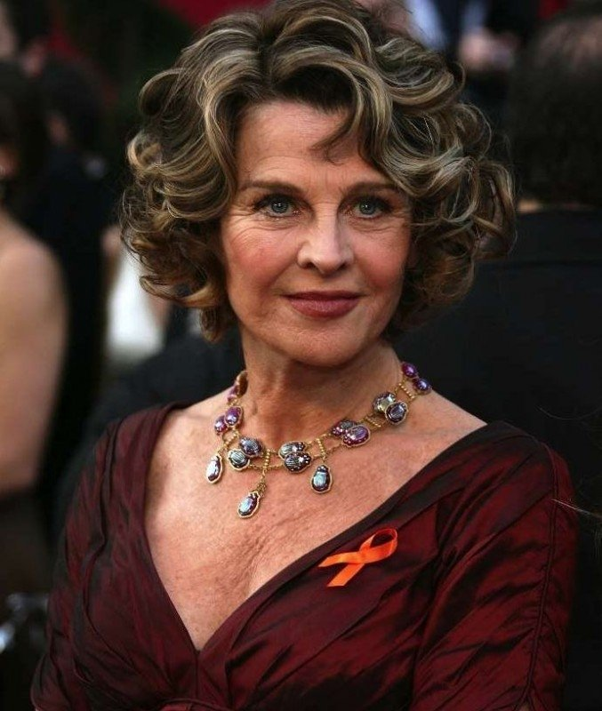 Julie Christie sul red carpet degli 80° Academy Awards.