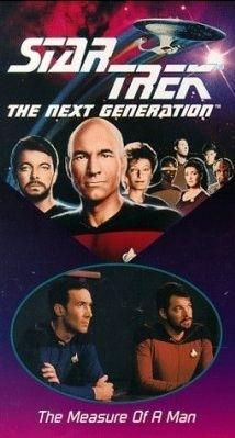 La locandina di Star Trek: The Next Generation