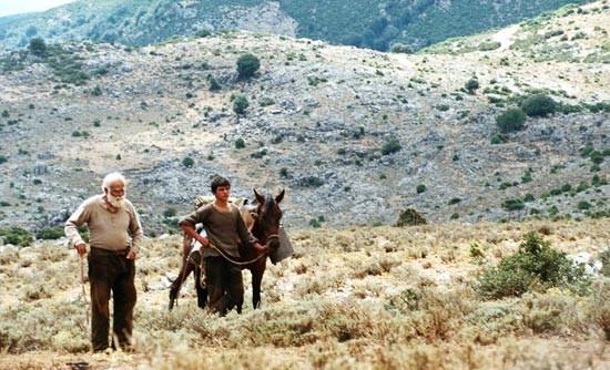 Un'immagine del film Sonetàula