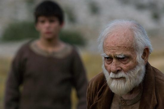 Una scena del film Sonetàula diretto da Salvatore Mereu