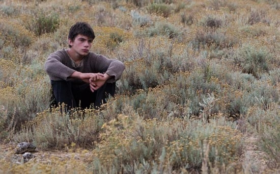 Una sequenza del film Sonetàula
