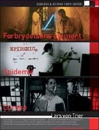La copertina DVD di Cofanetto Lars Von Trier