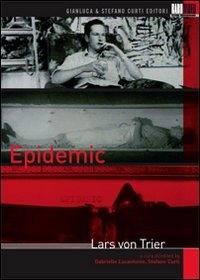 La copertina DVD di Epidemic