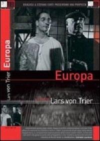 La copertina DVD di Europa