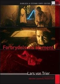 La copertina DVD di Forbrydelsens element (L'elemento del crimine)