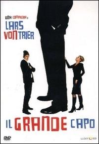La copertina DVD di Il grande capo