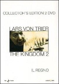 La copertina DVD di The Kingdom 2 - Il Regno