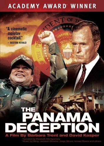 La locandina di The Panama Deception