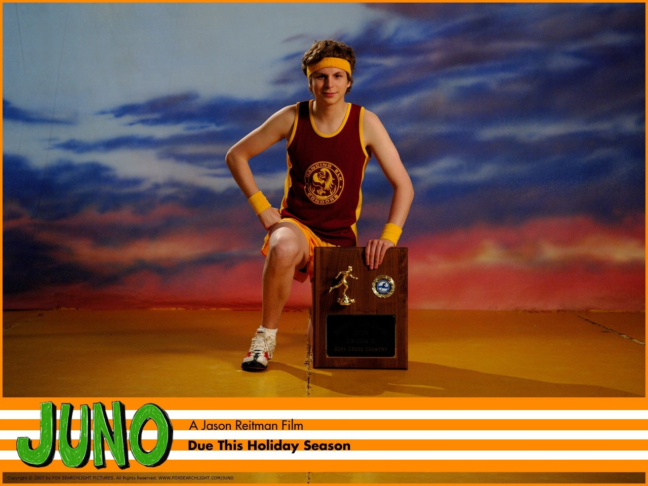 Wallpaper del film Juno - Michael Cera